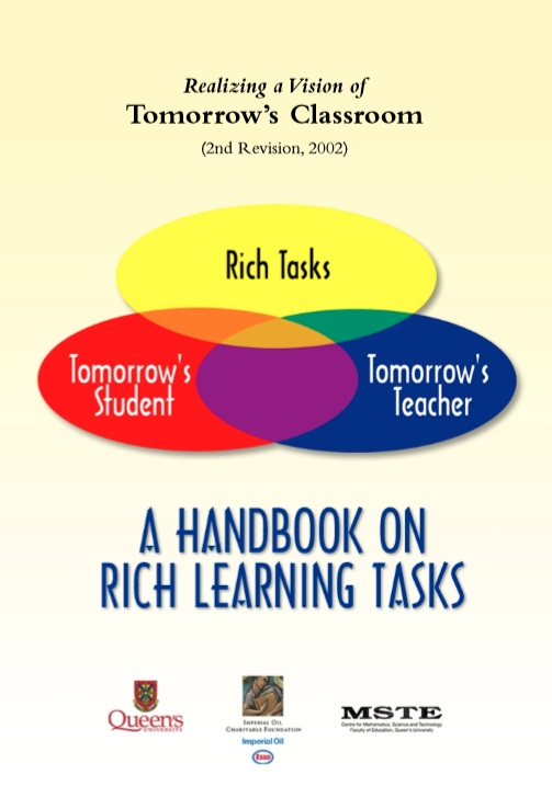 Rich Learning Tasks